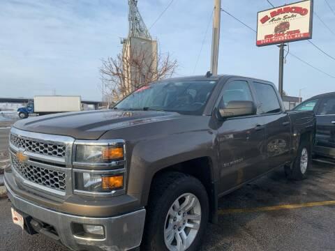 2014 Chevrolet Silverado 1500 for sale at El Rancho Auto Sales in Des Moines IA
