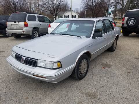 1993 Oldsmobile Cutlass Ciera for sale at D & D All American Auto Sales in Mt Clemens MI