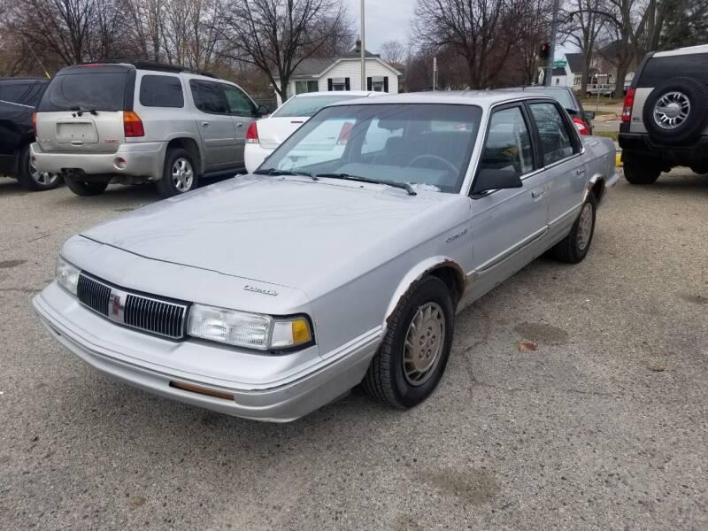1993 Oldsmobile Cutlass Ciera for sale at D & D All American Auto Sales in Mt Clemens MI