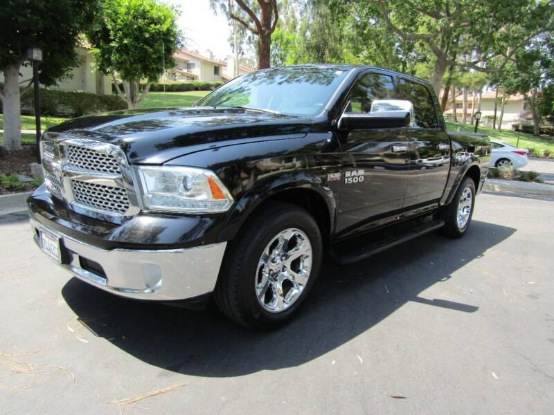 2014 RAM Ram Pickup 1500 for sale at E MOTORCARS in Fullerton CA