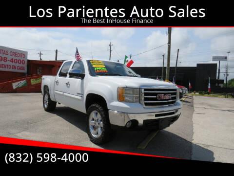 2012 GMC Sierra 1500 for sale at Los Parientes Auto Sales in Houston TX