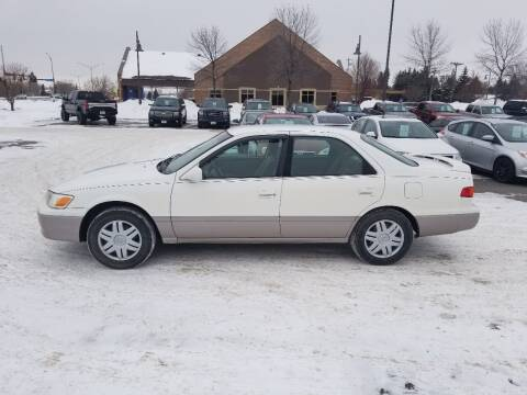 2001 Toyota Camry for sale at ROSSTEN AUTO SALES in Grand Forks ND