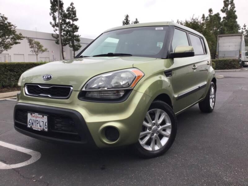 2012 Kia Soul for sale at Tri City Auto Sales in Whittier CA