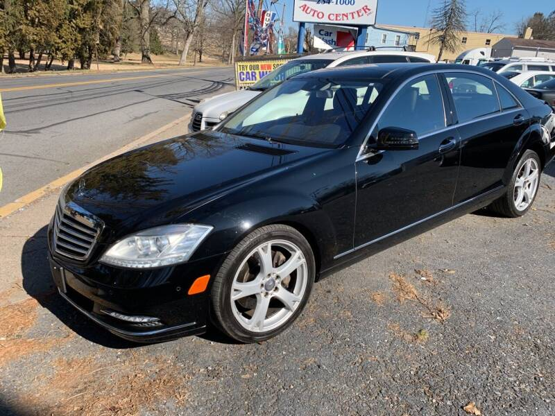 2013 Mercedes-Benz S-Class for sale at Harrisburg Auto Center Inc. in Harrisburg PA