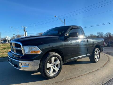 2010 Dodge Ram Pickup 1500 for sale at Xtreme Auto Mart LLC in Kansas City MO