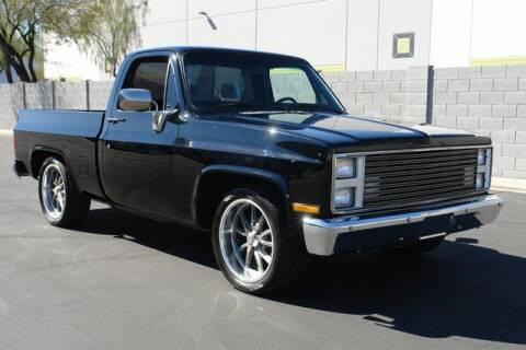 1987 GMC R/V 1500 Series for sale at Arizona Classic Car Sales in Phoenix AZ