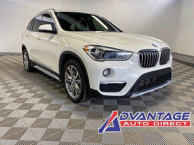 2017 BMW X1 for sale at Advantage Auto Direct in Kent WA