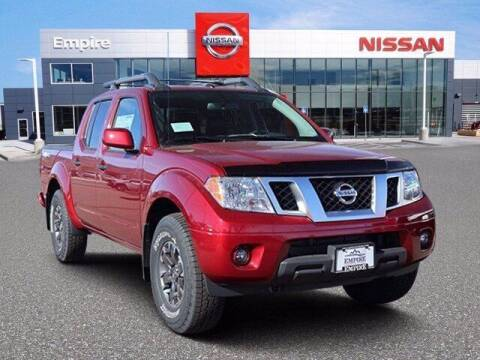 2020 Nissan Frontier for sale at EMPIRE LAKEWOOD NISSAN in Lakewood CO