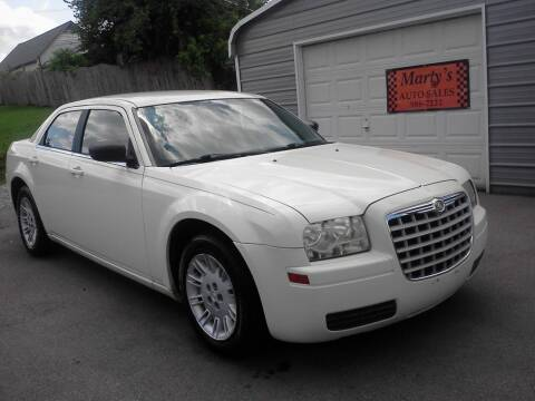 2007 Chrysler 300 for sale at Marty's Auto Sales in Lenoir City TN