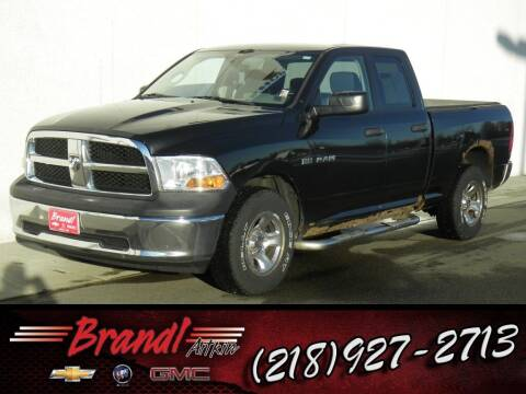 2010 Dodge Ram Pickup 1500 for sale at Brandl GM in Aitkin MN