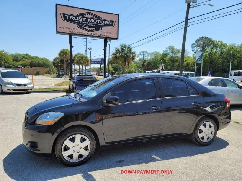 2010 Toyota Yaris for sale at Trust Motors in Jacksonville FL