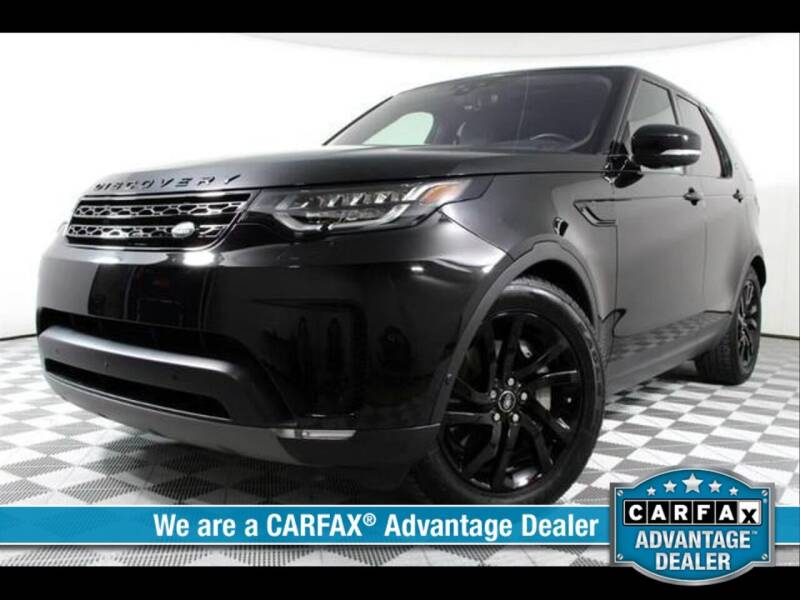 2018 Land Rover Discovery for sale at RoseLux Motors LLC in Schnecksville PA