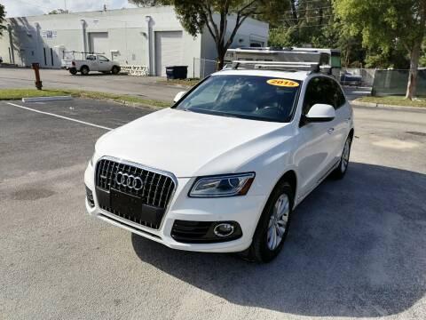 2015 Audi Q5 for sale at Best Price Car Dealer in Hallandale Beach FL