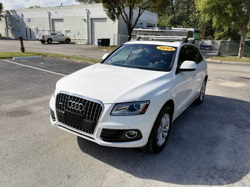 2015 Audi Q5 for sale at Best Price Car Dealer in Hallandale Beach FL
