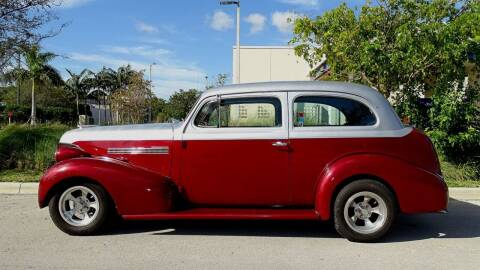 1939 Chevrolet Street Rod for sale at Premier Luxury Cars in Oakland Park FL