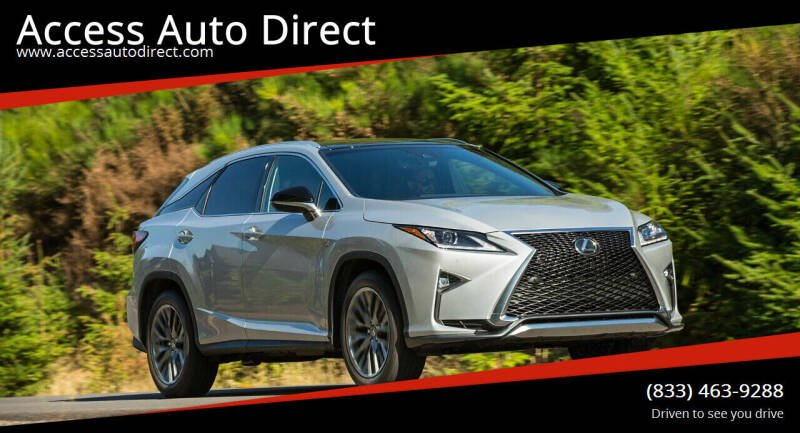 2019 Lexus RX 350 for sale at Access Auto Direct in Baldwin NY