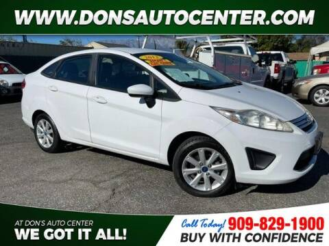 2012 Ford Fiesta for sale at Dons Auto Center in Fontana CA