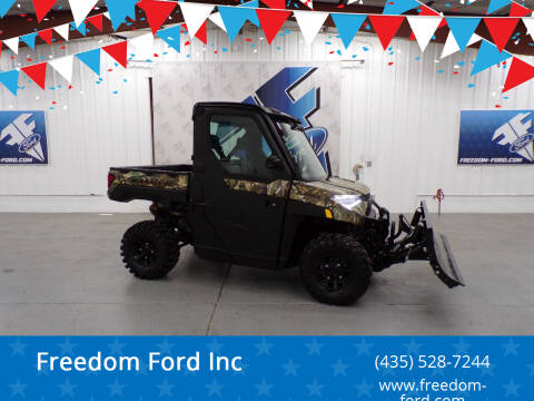 2020 Polaris XP 1000 NorthStar for sale at Freedom Ford Inc in Gunnison UT
