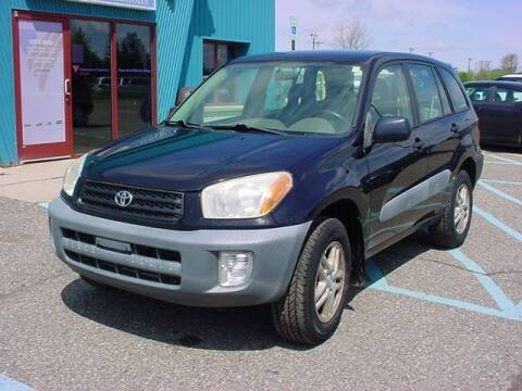 2001 Toyota RAV4 for sale at VOA Auto Sales in Pontiac MI
