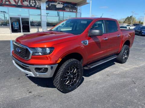 2019 Ford Ranger for sale at Davco Auto in Fort Wayne IN
