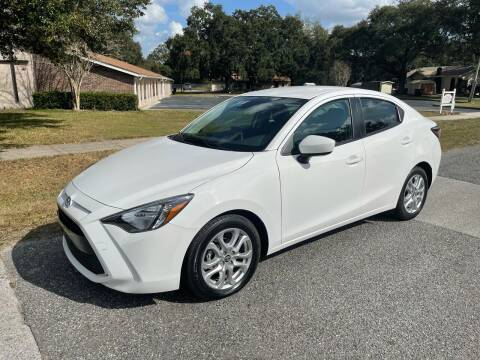 2017 Toyota Yaris iA for sale at P J Auto Trading Inc in Orlando FL