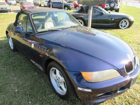 1997 BMW Z3 for sale at Dallas Auto Mart in Dallas GA