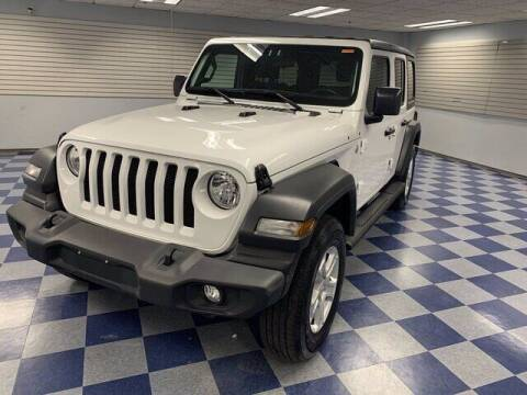 2018 Jeep Wrangler Unlimited for sale at Mirak Hyundai in Arlington MA