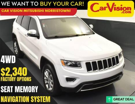 2015 Jeep Grand Cherokee for sale at Car Vision Mitsubishi Norristown in Norristown PA