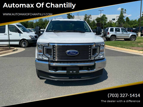 2020 Ford F-350 Super Duty for sale at Automax of Chantilly in Chantilly VA