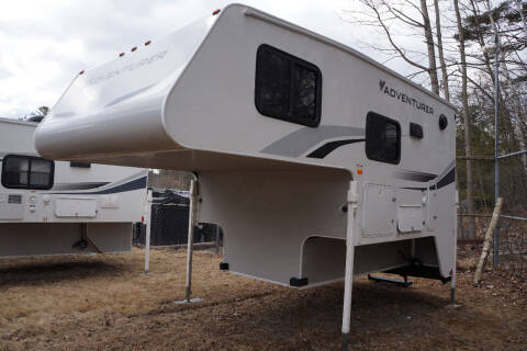 2020 Adventurer 89RB for sale at Polar RV Sales in Salem NH