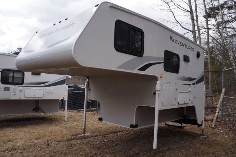 2020 Adventurer 89RB for sale at Polar RV Sales in Salem NH