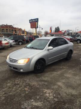 2004 Kia Spectra for sale at Big Bills in Milwaukee WI