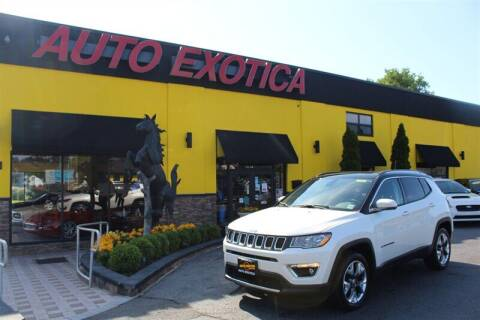2018 Jeep Compass for sale at Auto Exotica in Red Bank NJ