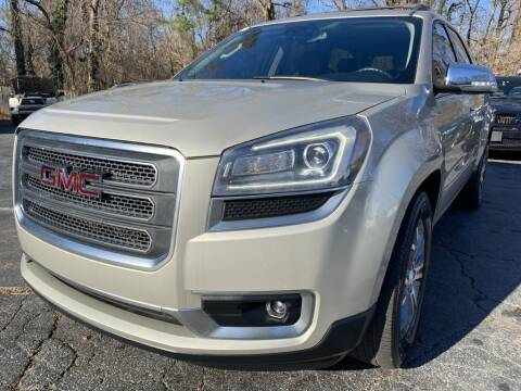 2015 GMC Acadia for sale at Atlanta's Best Auto Brokers in Marietta GA