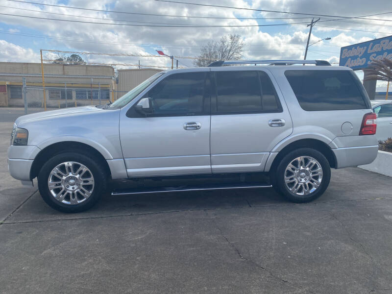 2011 Ford Expedition for sale at Bobby Lafleur Auto Sales in Lake Charles LA