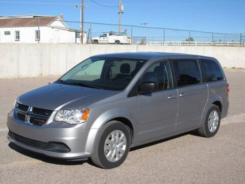 2017 Dodge Grand Caravan for sale at HOO MOTORS in Kiowa CO