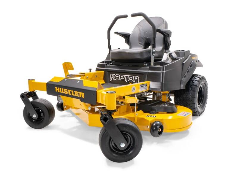 2021 Hustler Raptor XL for sale at Ben's Lawn Service and Trailer Sales in Benton IL