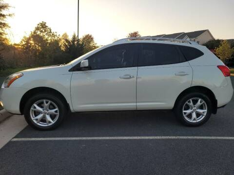 2009 Nissan Rogue for sale at Dulles Motorsports in Dulles VA