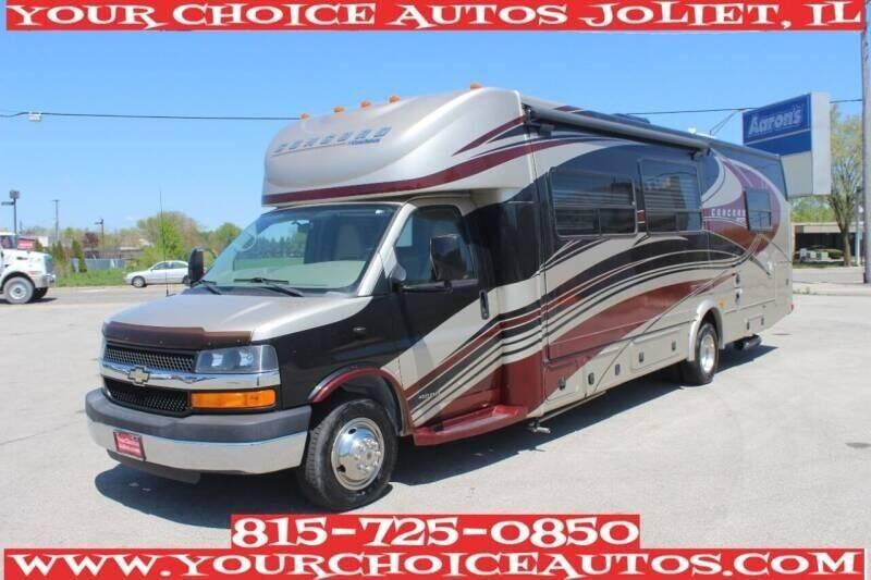 2012 Chevrolet COACHMEN CONCORD 4500 for sale at Your Choice Autos - Joliet in Joliet IL