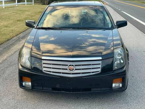 2006 Cadillac CTS for sale at Two Brothers Auto Sales in Loganville GA