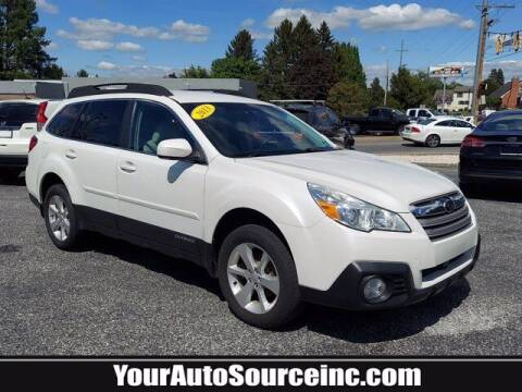 2013 Subaru Outback for sale at Your Auto Source in York PA