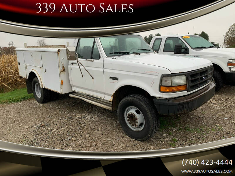 1995 Ford F-450 for sale at 339 Auto Sales in Belpre OH