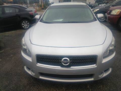 2011 Nissan Maxima for sale at JacksonvilleMotorMall.com in Jacksonville FL