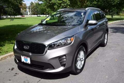 2019 Kia Sorento for sale at 495 Chrysler Jeep Dodge Ram in Lowell MA