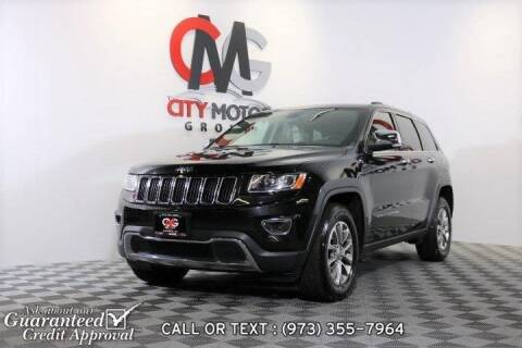 2015 Jeep Grand Cherokee for sale at City Motor Group, Inc. in Wanaque NJ