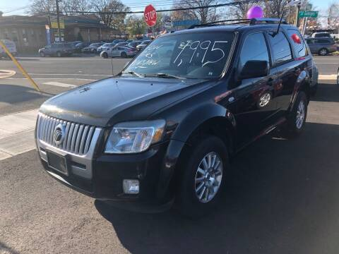 2009 Mercury Mariner for sale at BIG C MOTORS in Linden NJ