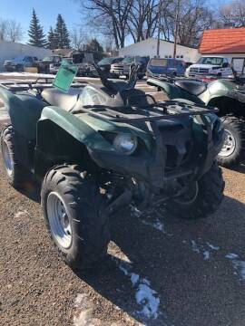 2014 Yamaha 700 GRIZZLEY EPS for sale at Honda West in Dickinson ND