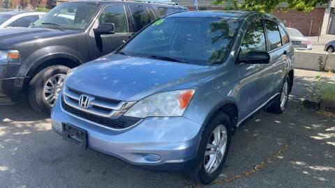 2010 Honda CR-V for sale at Merrimack Motors in Lawrence MA