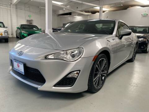 2013 Scion FR-S for sale at Mag Motor Company in Walnut Creek CA