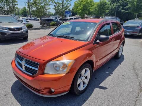 2010 Dodge Caliber for sale at Credit Cars LLC in Lawrenceville GA